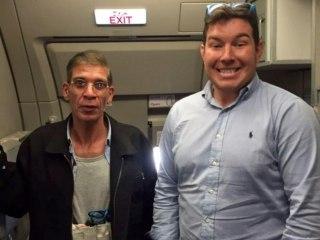 EgyptAir Hostage Ben Innes Explains Bizarre Photo Alongside Hijacker