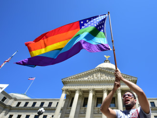 Gay Rights and Worker Rights: The New Battles Between Blue and Red America