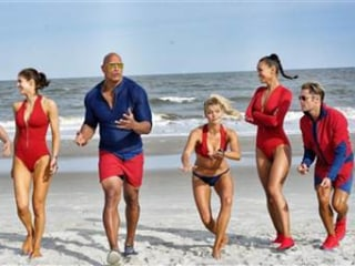 See First Cast Photo From 'Baywatch' Movie