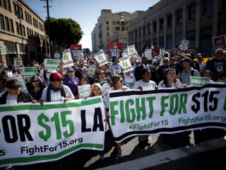 California Approves $15 Minimum Wage By 2022
