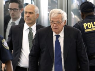 Dennis Hastert's Accuser Sues Him for $1.8 Million