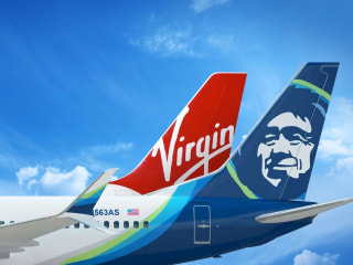 Alaska Air Buys Virgin For $2.6B, Creates America's Fifth-Largest Airline