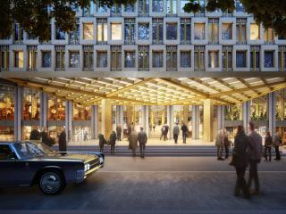 Qataris Will Spend $1.4B to Turn London's U.S. Embassy Into Hotel