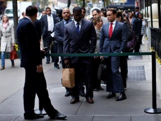 U.S. Job Market Firming Despite Anemic Economic Growth