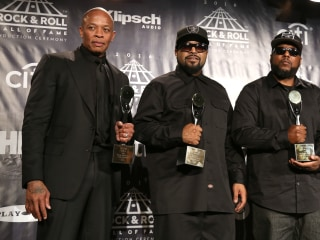 N.W.A., Chicago Among Groups Inducted Into Rock and Roll Hall of Fame