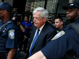 Judge dismisses one lawsuit accusing Dennis Hastert of sex abuse