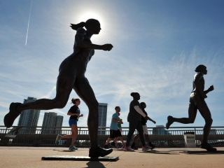 Why Less May Be More When It Comes To Jogging