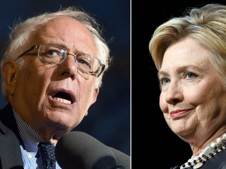 Sanders Outspends Clinton in April 26 Primary States