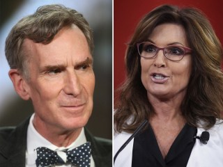 Sarah Palin and Bill Nye Featured in Anti-Climate Change Film