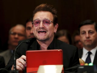 Bono to Congress: Violence, Refugee Crisis 'Affects Us All'
