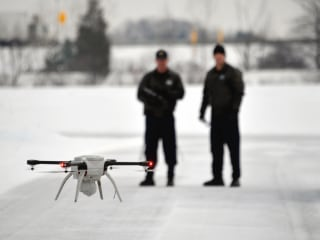 Can Police Protect Their Drones From Hackers?