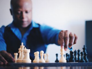 Surviving & Thriving: Meet First Black Chess Hall of Famer Maurice Ashley