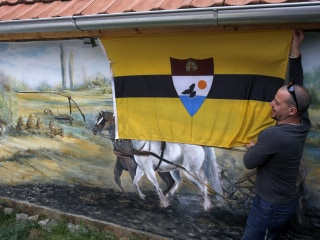 Welcome to Liberland: The Tax-Free Startup State Between Croatia and Serbia