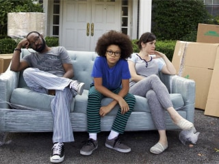 Multicultural Family Adjusts to Life in Another Dimension in 'Little Boxes'