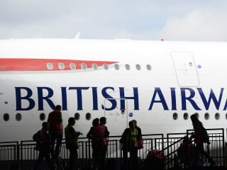British Airways Pilot Reports Drone Strike Near London Airport: Police