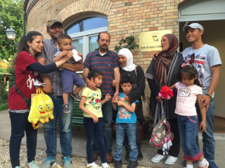'Peace Has No Religion': Muslim Refugees Find Safe Haven With Vatican