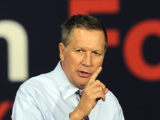 During the RNC, John Kasich Will Look Forward From the Outside