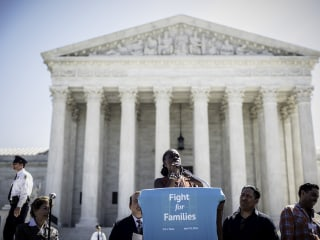 Supreme Court Rebuffs Challenge to Protest Limits