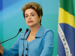 Brazil's Rousseff Ups Social Spending as Next Impeachment Ruling Looms