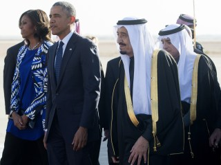 Ahead of Saudi Trip, Obama Wedged in Debate Over 9/11 Report Secrecy