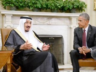 Obama in Saudi Arabia: Chilly Reception Likely as Old Allies Face New Pressures