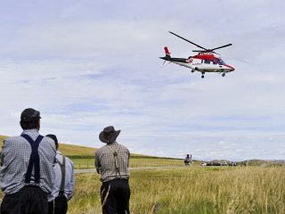 Air Ambulance Services Stun Patients With Bills