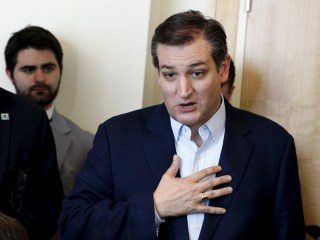Ted Cruz Responds to Caitlyn Jenner's Bathroom Break