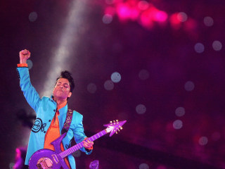 When Doves Cry: Prince's Career in Photos