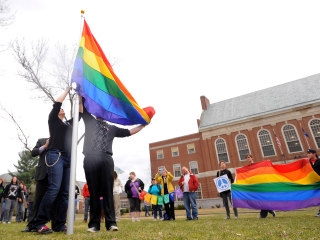 Campus Pride: How Colleges Are Welcoming LGBT Students