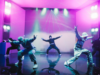 Eight Years After 'America's Best Dance Crew,' the Jabbawockeez live their 'JREAMZ'