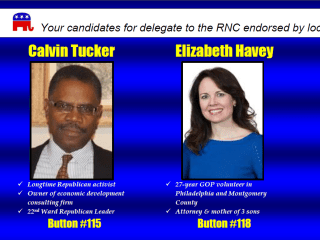 Meet The Delegate Candidates Who Could Decide the GOP Nominee