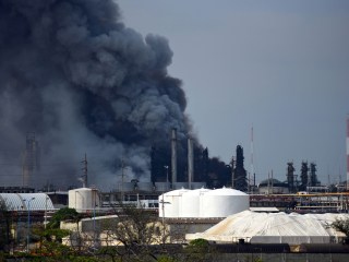 Pemex Chemical Plant Explosion Kills Dozens in Mexico