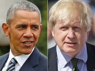 Obama Slammed as 'Perverse' by London Mayor over 'Brexit'