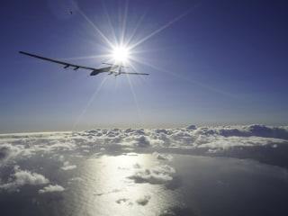 'Solar Impulse' Takes Off From California for Arizona