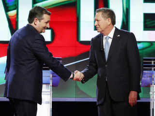 Strong Majority of Republicans Wary of Cruz-Kasich Alliance: Poll