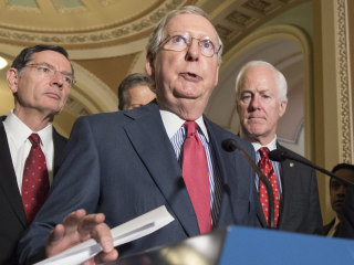 More Republicans Express Concern About Repealing ACA Without Replacement