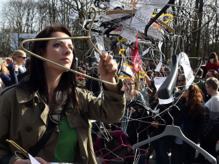 Abortion in Europe: 'Coat Hanger Rebellion' Grips Poland