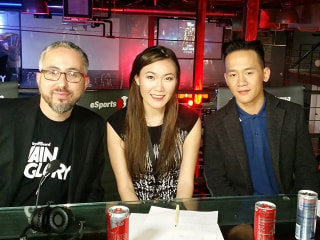 In the World of Professional Gaming, Rumay 'Hafu' Wang Found Her Niche