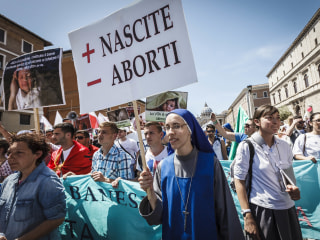 Abortion in Europe: Most Doctors Won't End Pregnancies in Italy