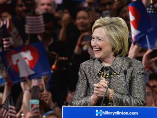 Clinton Team Shifting Staff to General Election Swing States