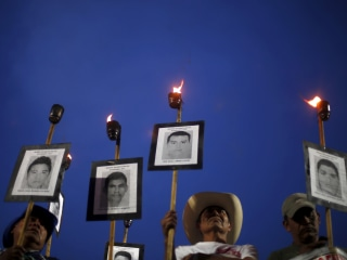 Witness in Case of Mexico's Missing 43 Students Seeks U.S. Asylum
