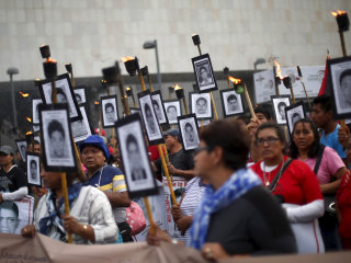Mexico: Ex-Police Chief Charged in Disappearance of 43 Students