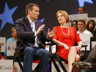 First Read's Morning Clips: Cruz's VP gambit echoes Reagan in '76