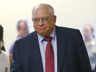 Tulsa Reserve Deputy Robert Bates Gets 4 Years in Unarmed Man's Fatal Shooting