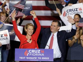 Cruz Defends Fiorina's Business Record Amid Carrier Controversy