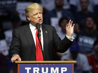 Donald Trump on Cruz-Fiorina Ticket: 'What's He Doing Picking Vice Presidents?'