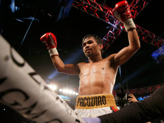 Manny Pacquiao Was Possible Target of Philippine Islamist Group Abu Sayyaf