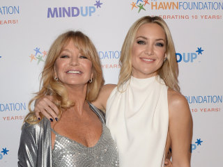 Kate Hudson: Mom Goldie Hawn Is 'My Great Confidante'