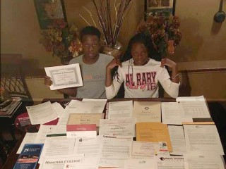 Chicago Twins Get 62 College Acceptances, Score More Than $1M in Scholarships