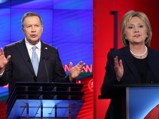 US Hispanic Chamber of Commerce Endorses Hillary Clinton, John Kasich